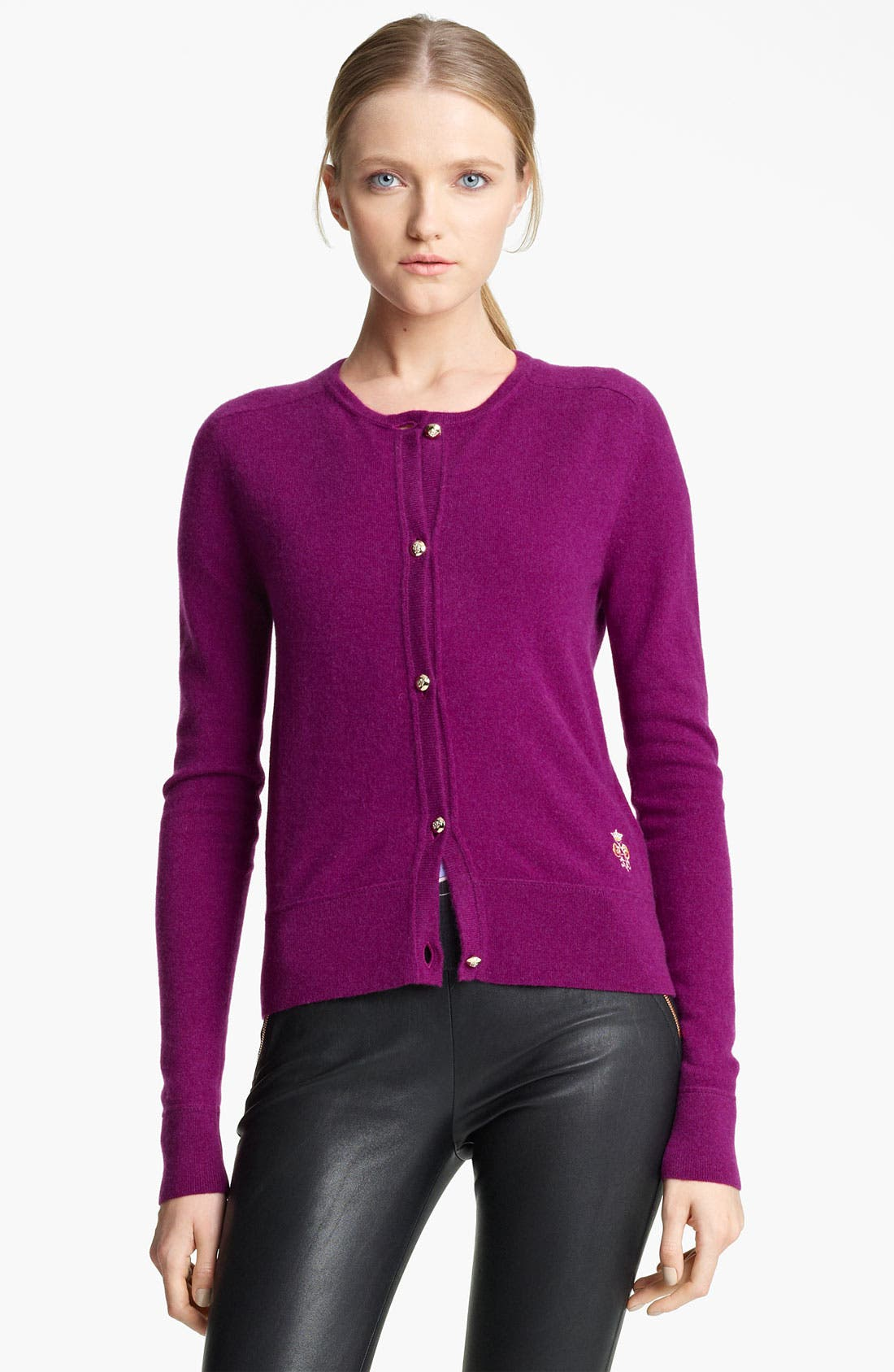 Alternate Image 1 Selected - Emilio Pucci Cashmere Cardigan