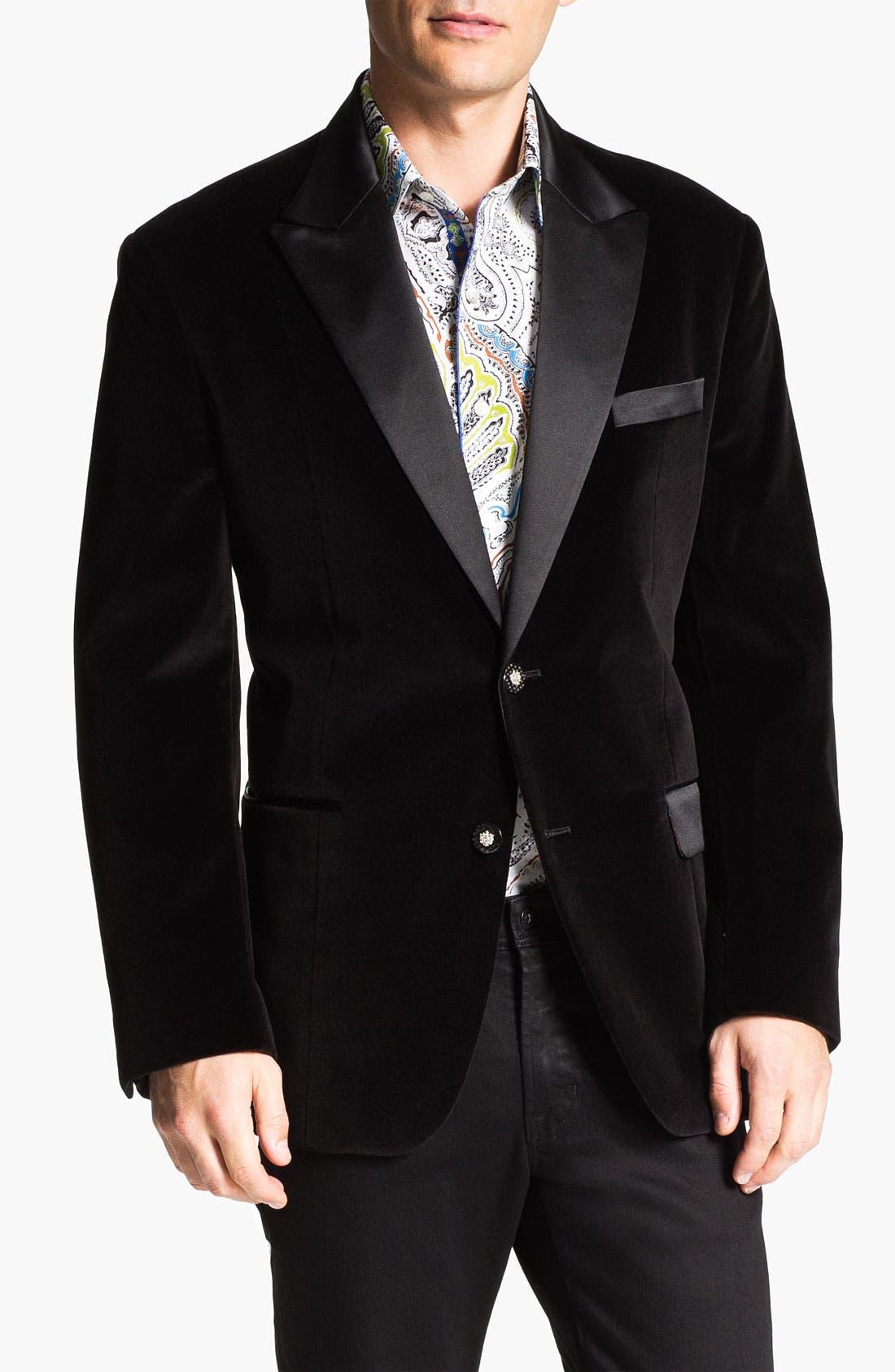 Alternate Image 1 Selected - Robert Graham 'Minstrel' Sportcoat