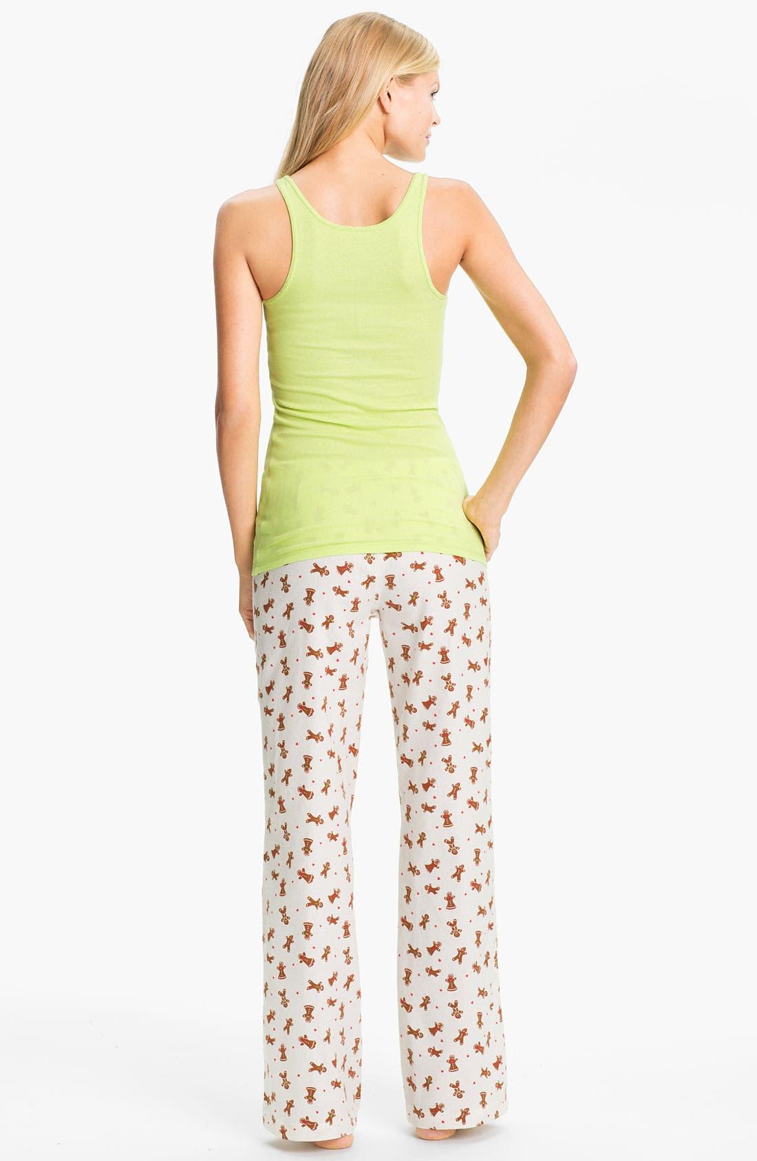 Alternate Image 2  - Make + Model Pajamas Gift Set