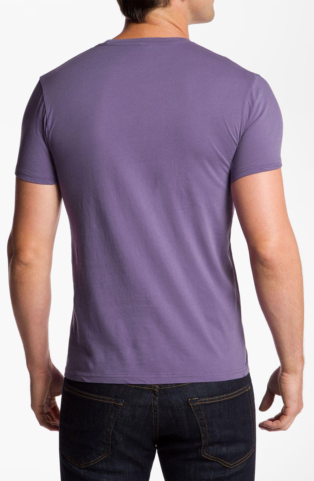 Alternate Image 2  - The Original Retro Brand 'TCU Horned Frogs - Superfrog' T-Shirt