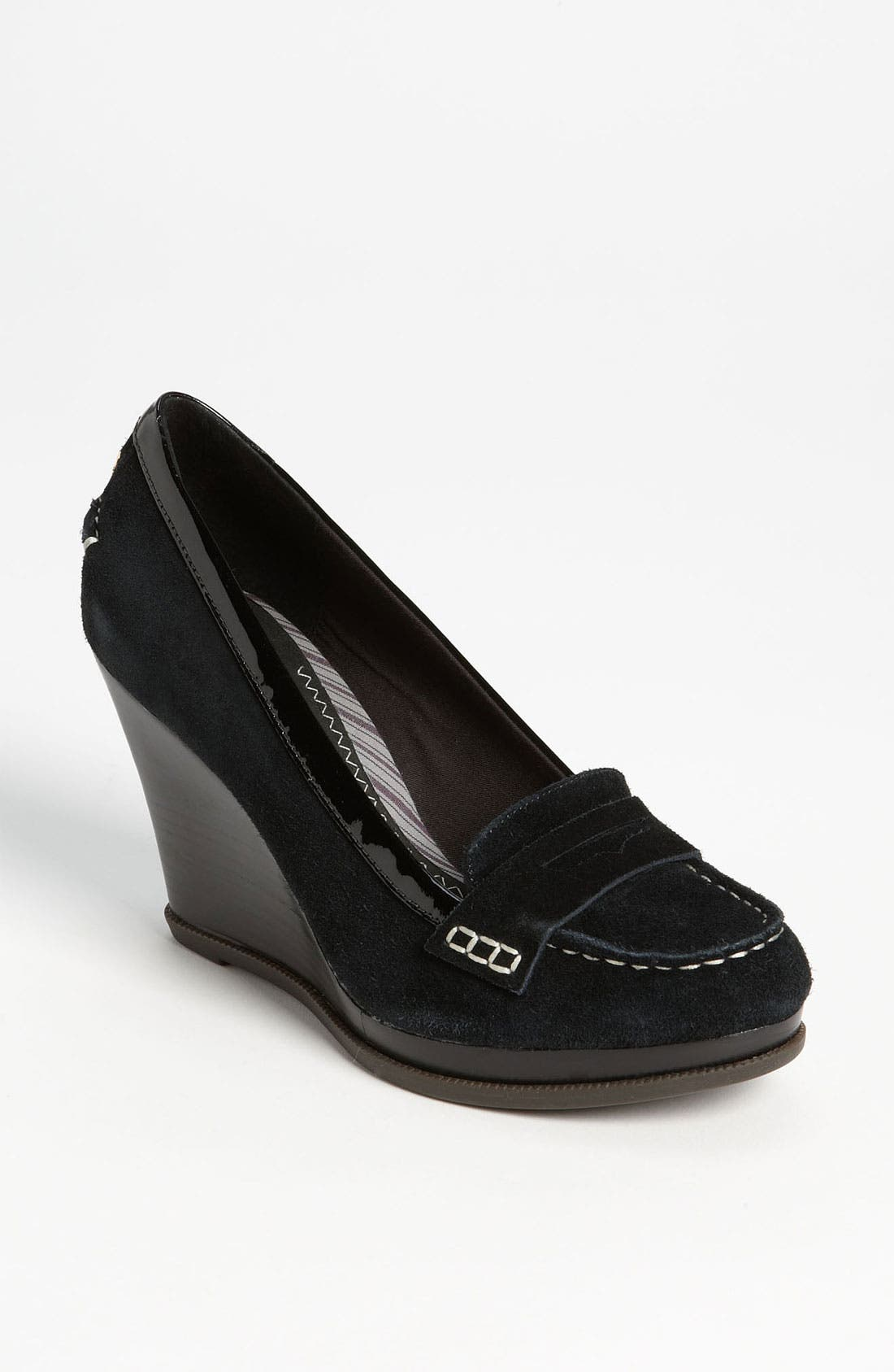 Main Image - Sperry Top-Sider® 'Windstar' Wedge Loafer Pump