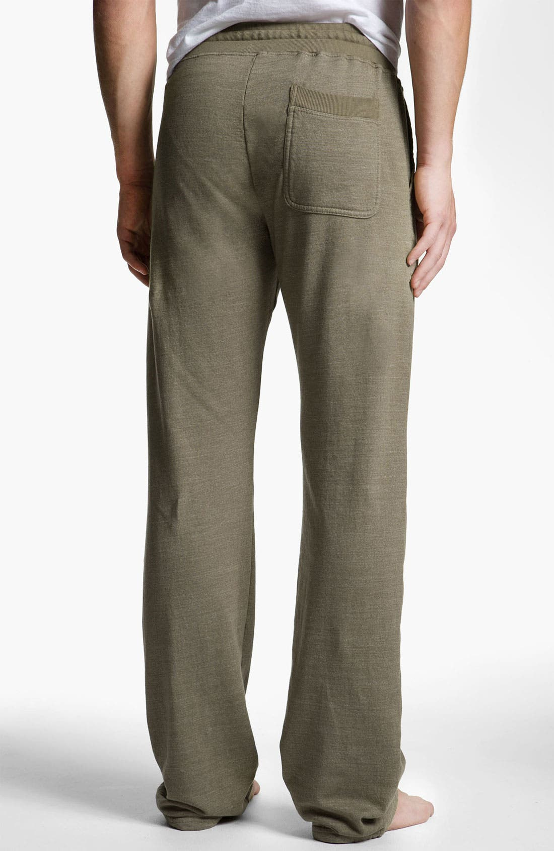 Alternate Image 2  - Splendid Mills 'Dane' Slim Straight Leg Lounge Pants
