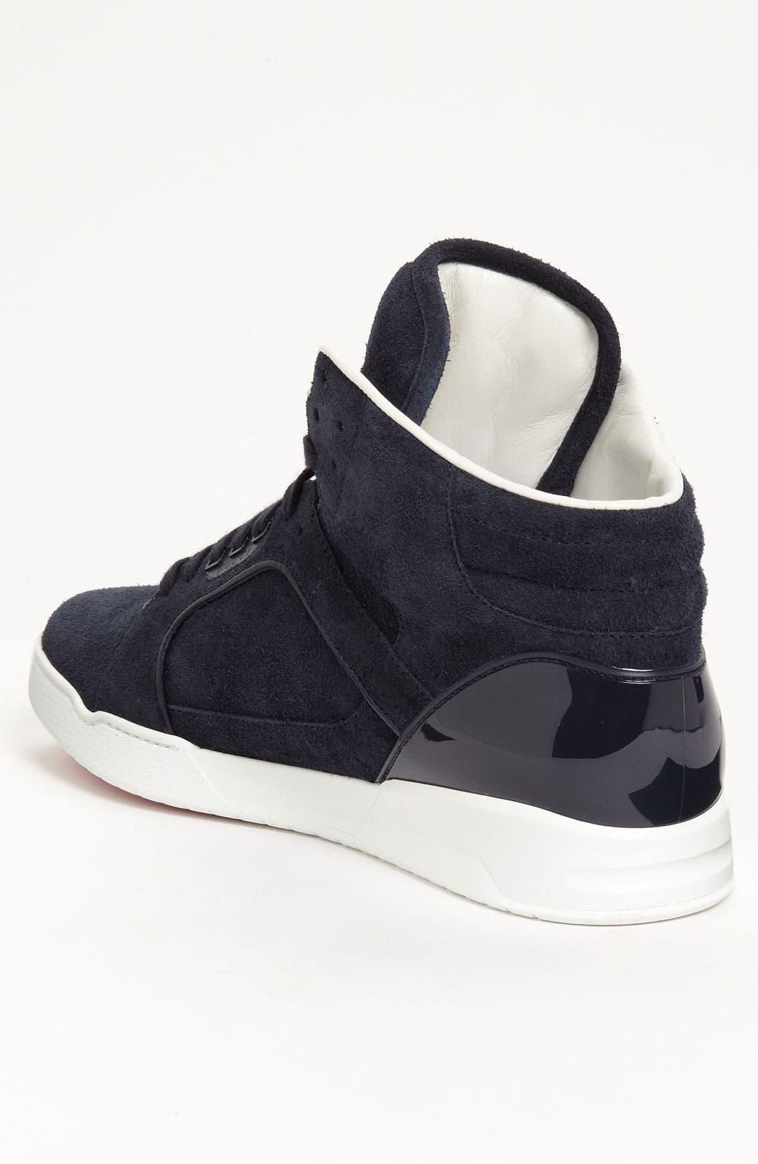 Alternate Image 2  - Gucci 'Rebound Mid' Sneaker (Men)