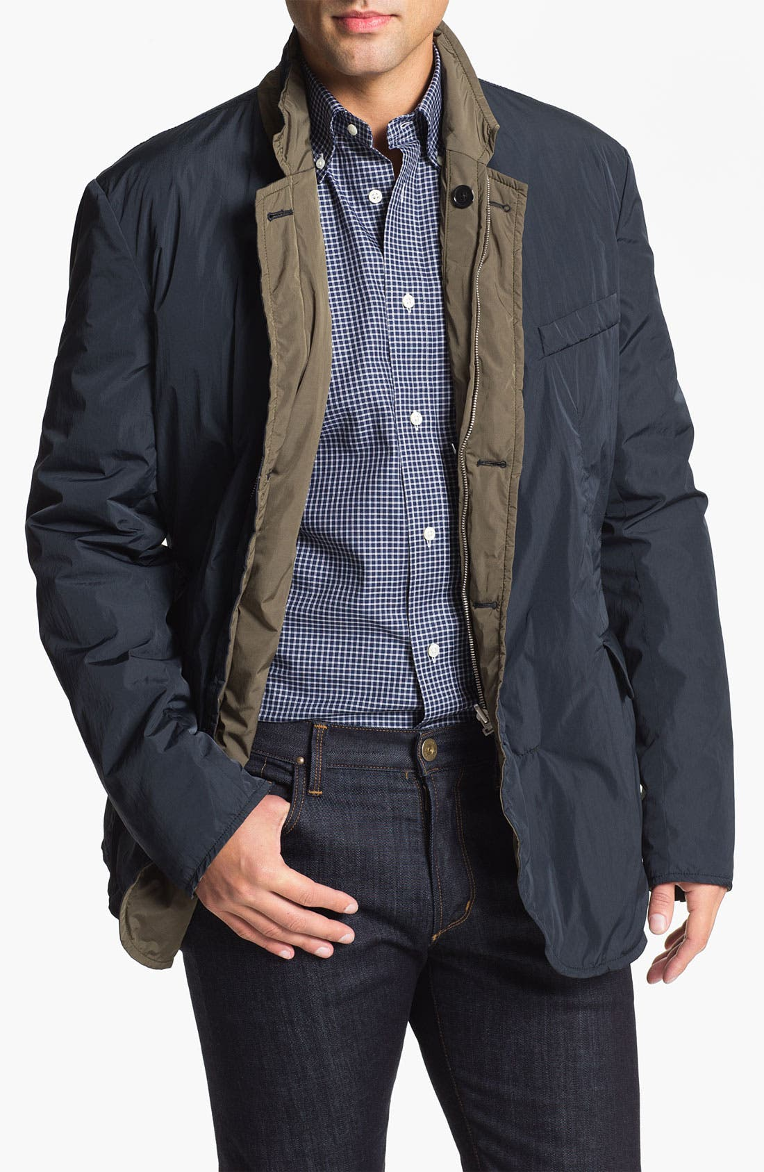 Alternate Image 1 Selected - Façonnable Reversible Jacket