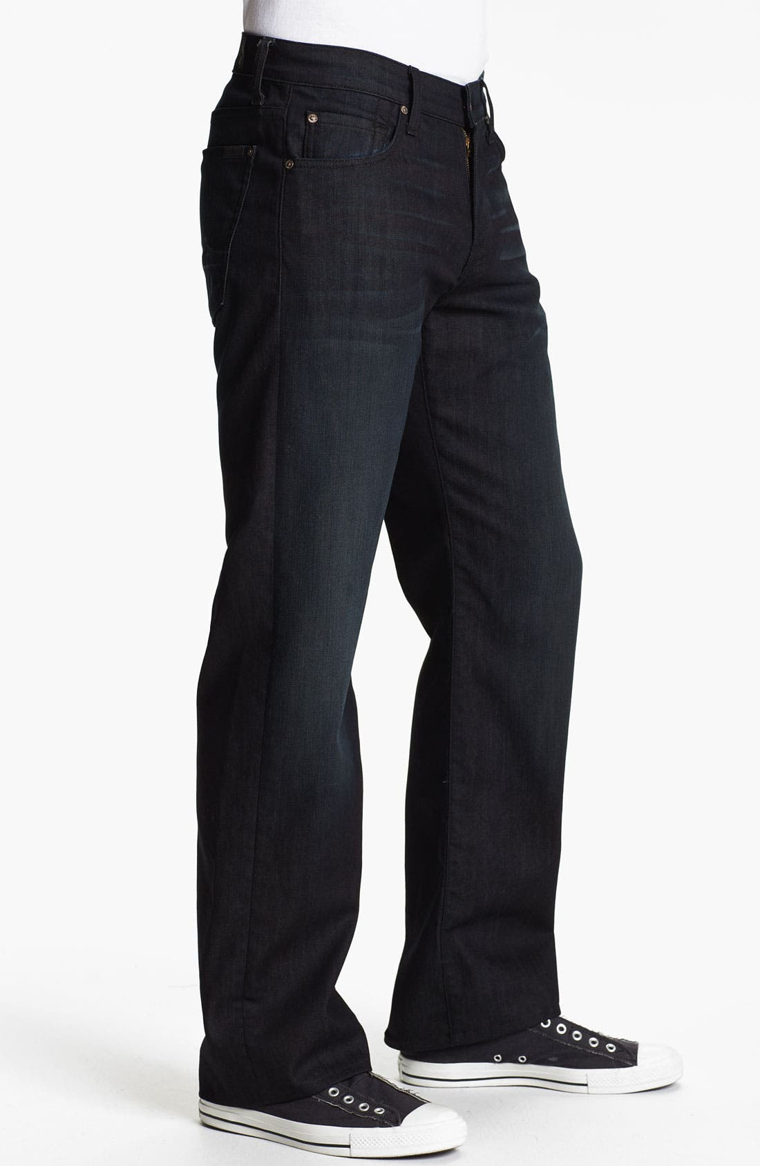 Alternate Image 3  - 7 For All Mankind® 'Austyn' Relaxed Fit Jeans (Baileyville)