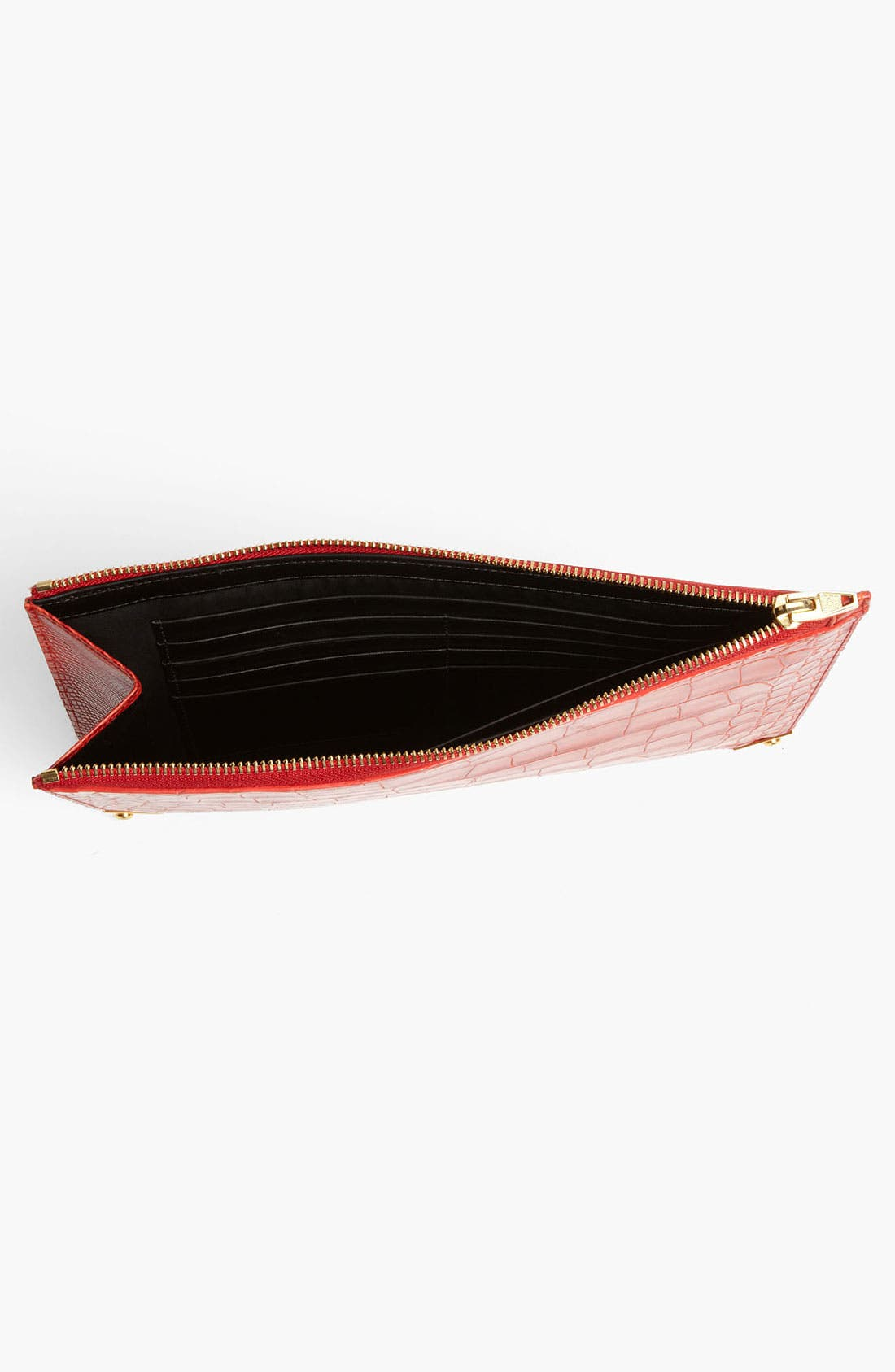 Alternate Image 3  - Alexander Wang 'Prisma' Embossed Leather Clutch