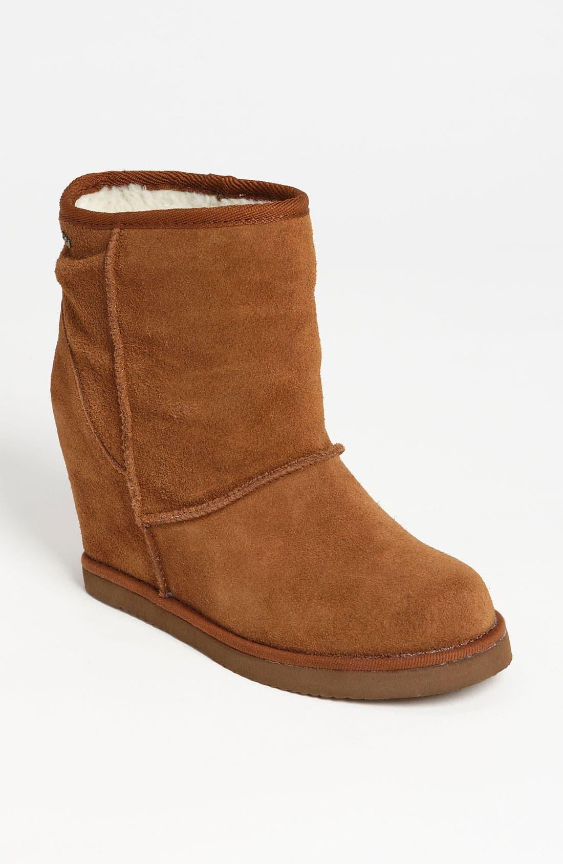 Alternate Image 1 Selected - ZiGi girl 'Kick It Up' Hidden Wedge Boot