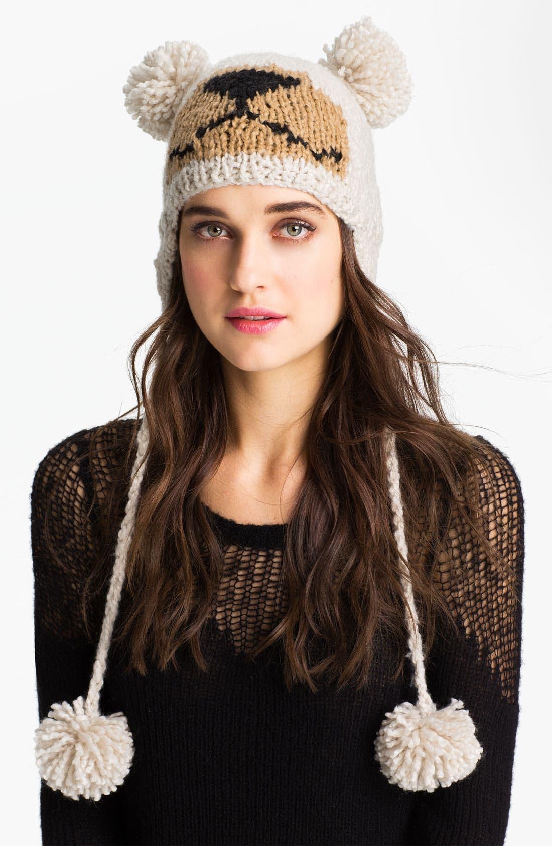 Alternate Image 1 Selected - Made of Me Accessories 'Yogi - Heidi' Hat