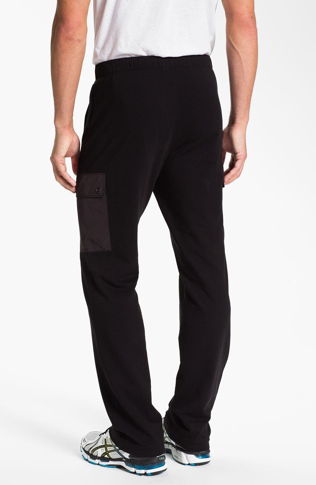 Alternate Image 2  - Michael Kors Fleece Cargo Pants