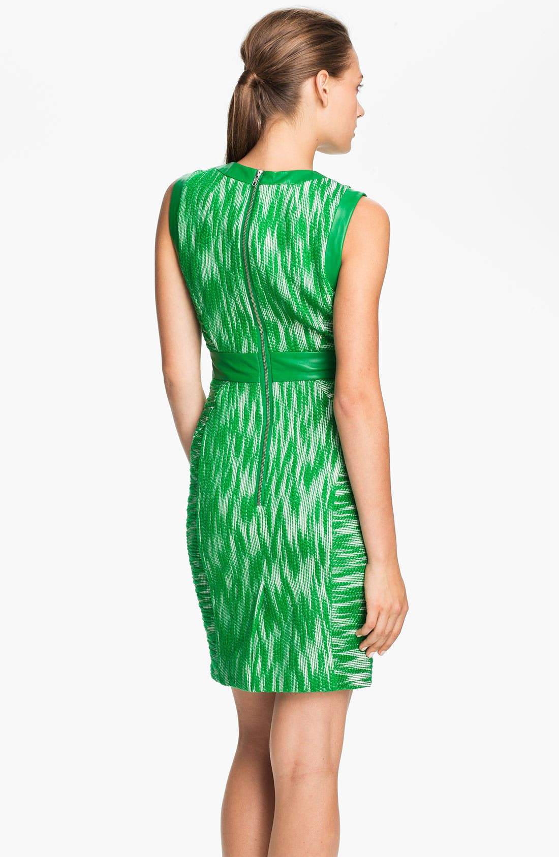 Alternate Image 2  - Milly Woven Sheath Dress