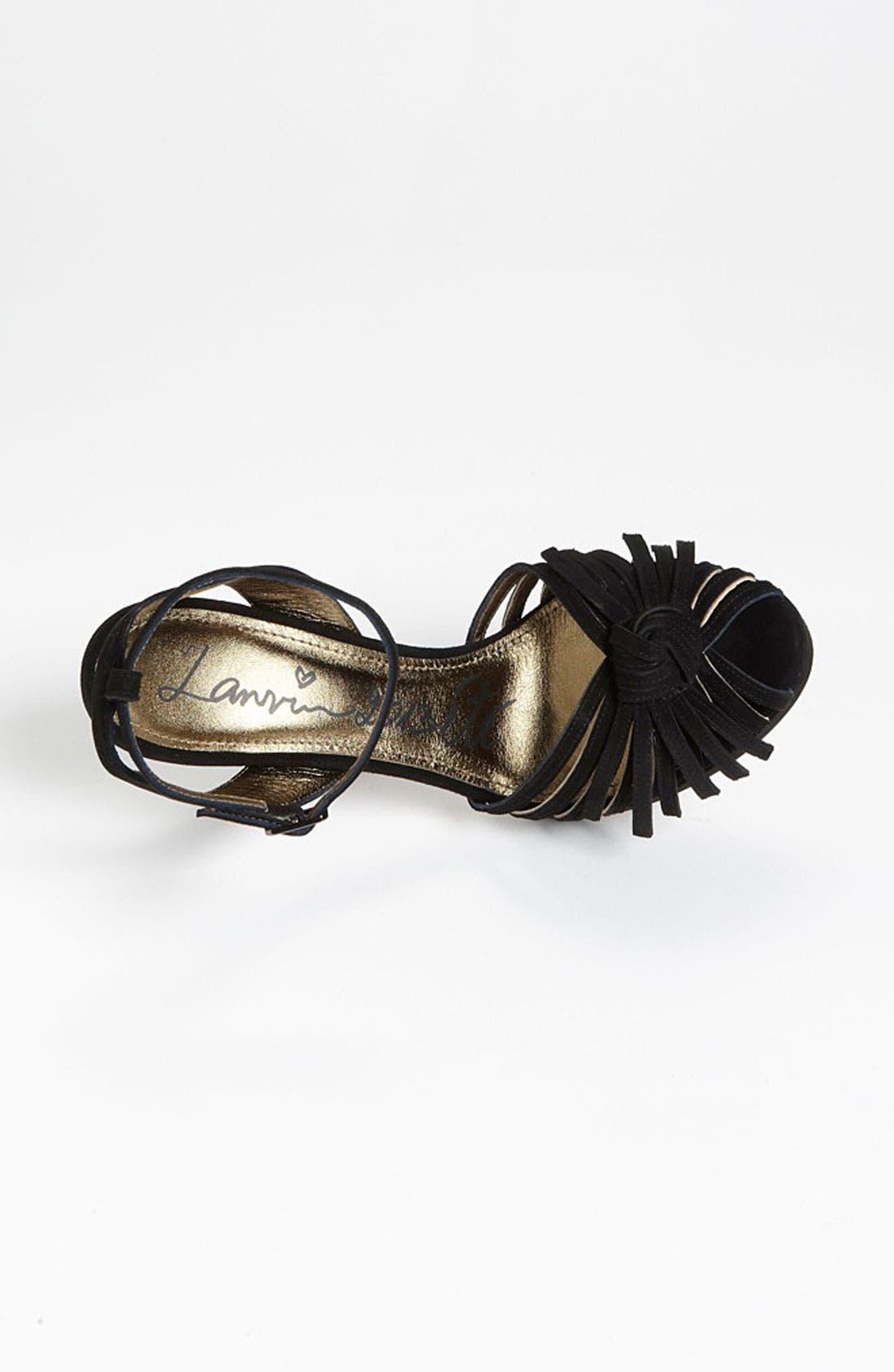 Alternate Image 3  - Lanvin Stiletto Knot Sandal