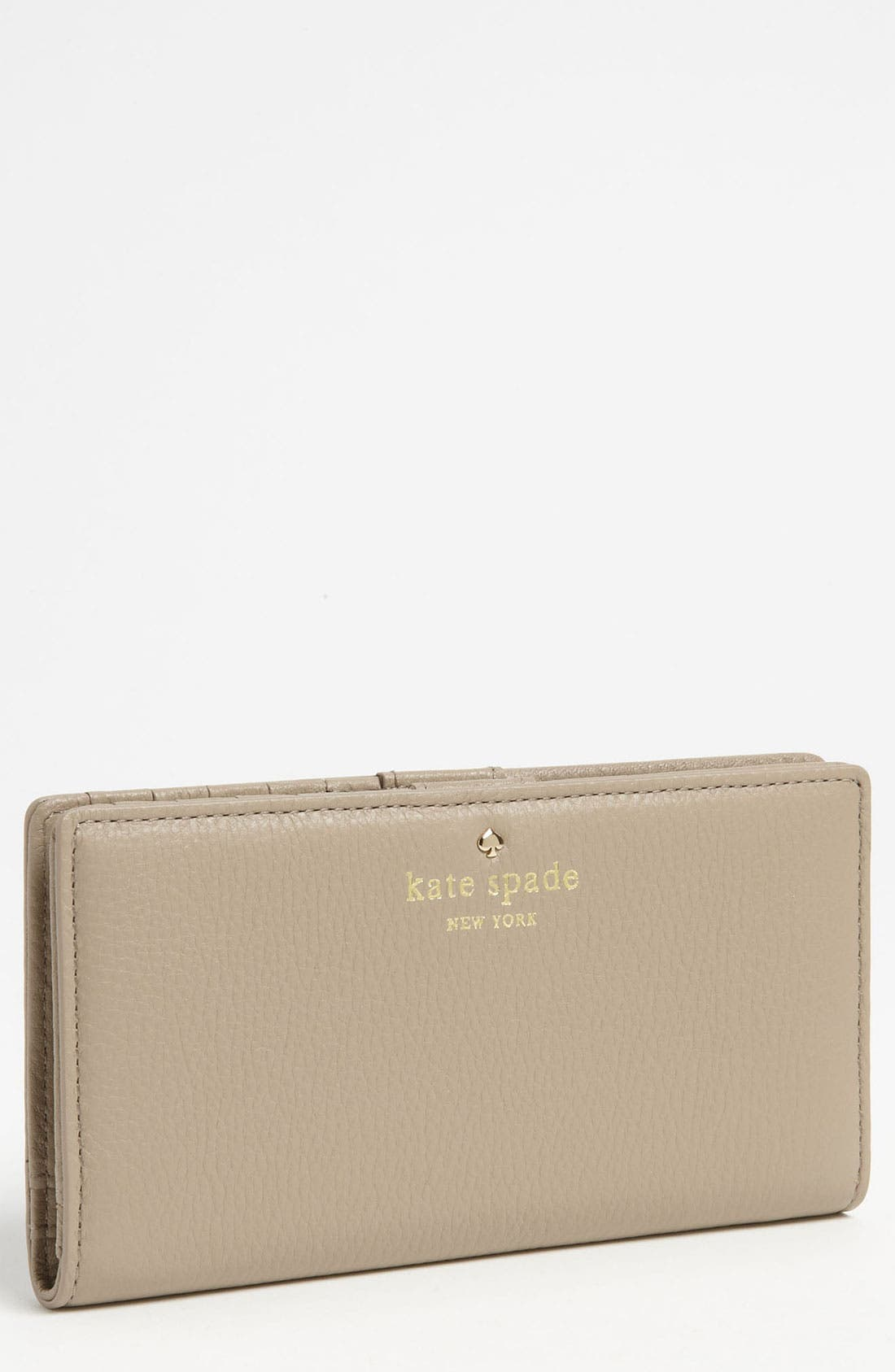 Alternate Image 1 Selected - kate spade new york 'cobble hill - stacy' wallet