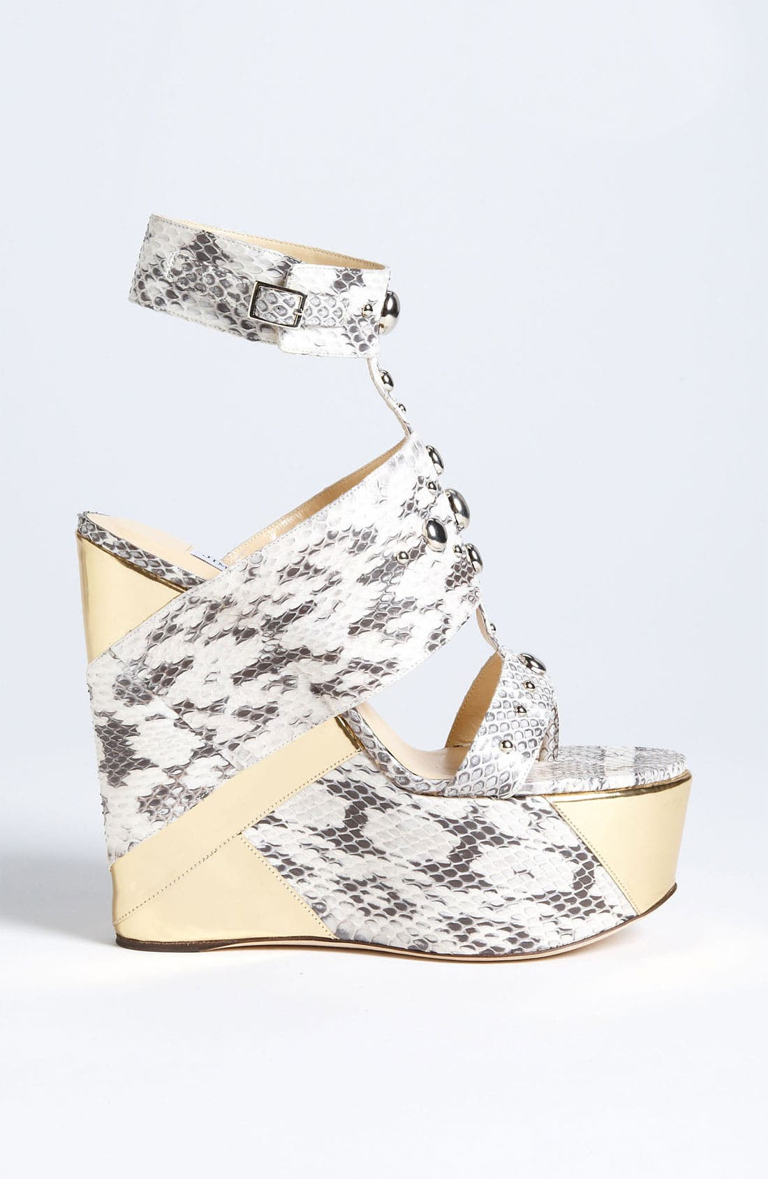 Alternate Image 4  - Jimmy Choo 'Bibi' Wedge Sandal