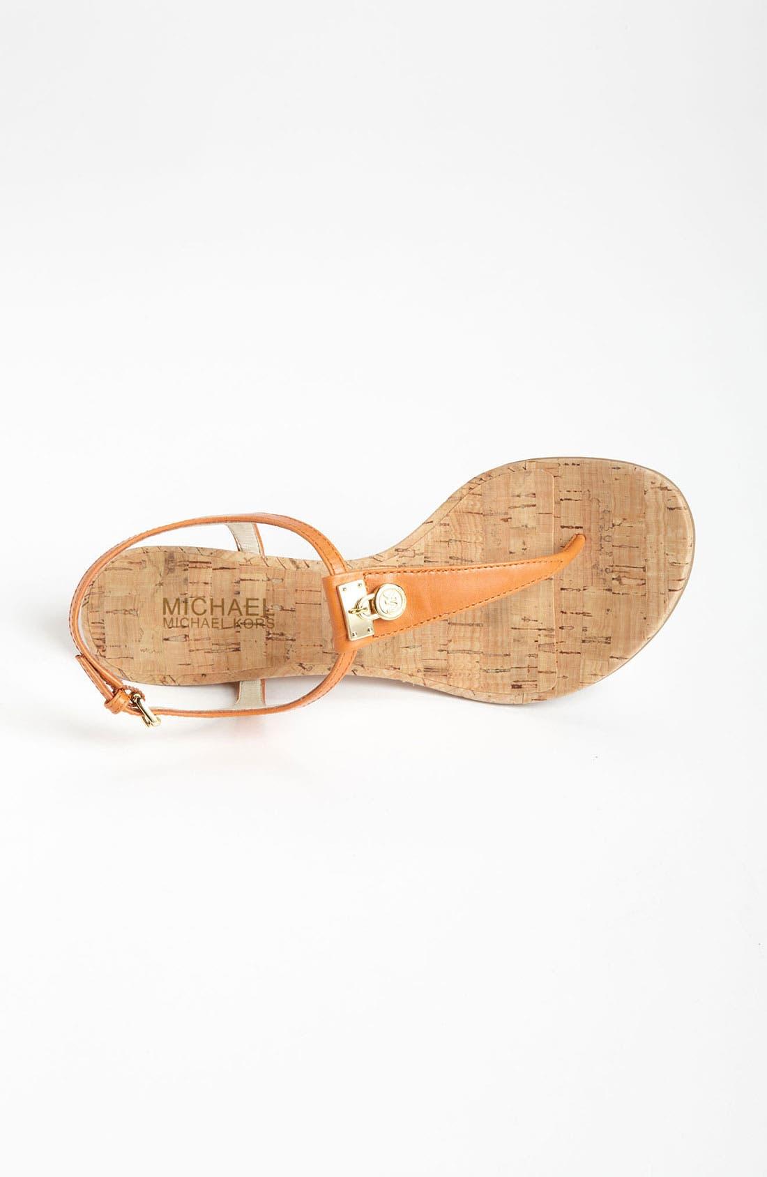 Alternate Image 3  - MICHAEL Michael Kors 'Hamilton' Sandal