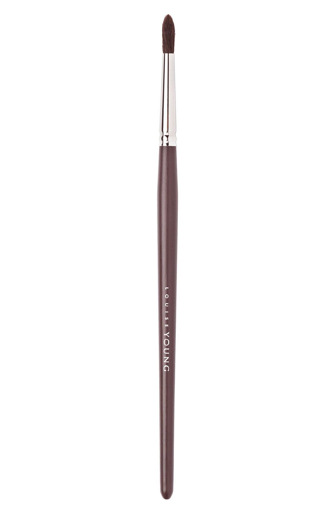 Louise Young Cosmetics LY38B Tapered Shadow Brush (Slimmest)