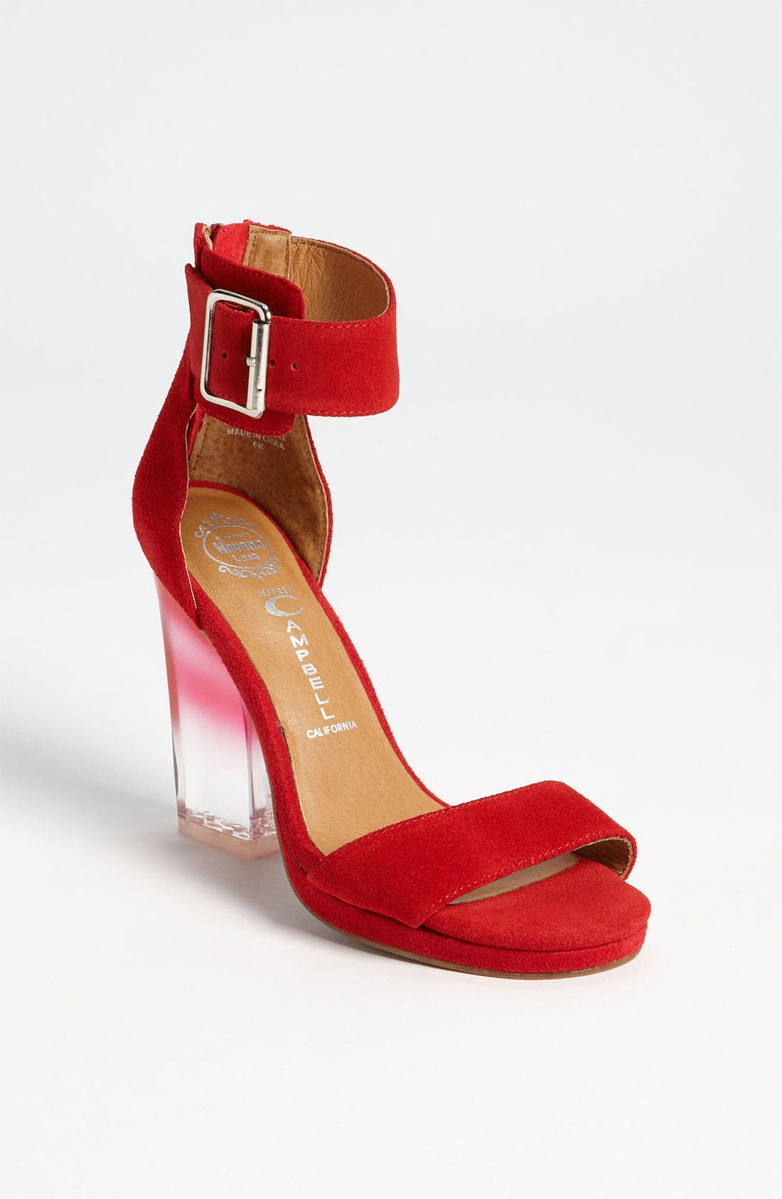 Alternate Image 1 Selected - Jeffrey Campbell 'Soiree' Sandal