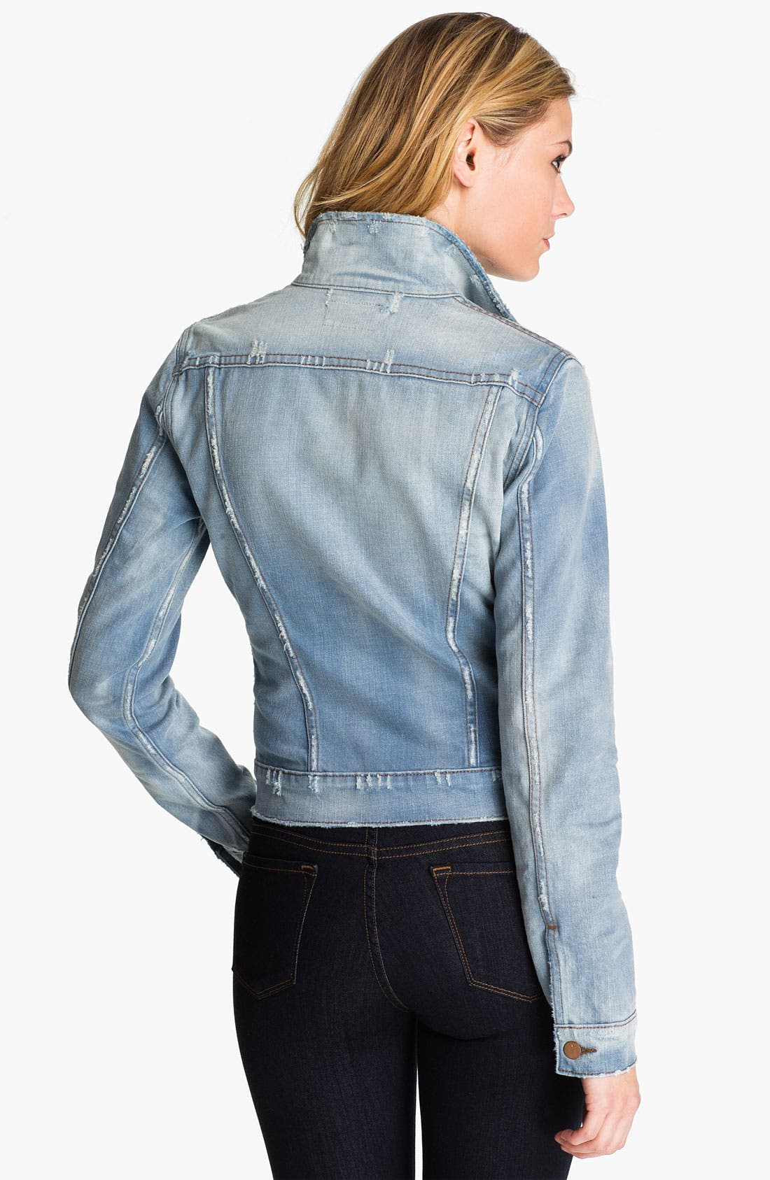 Alternate Image 2  - J Brand Denim Jacket (Haven)