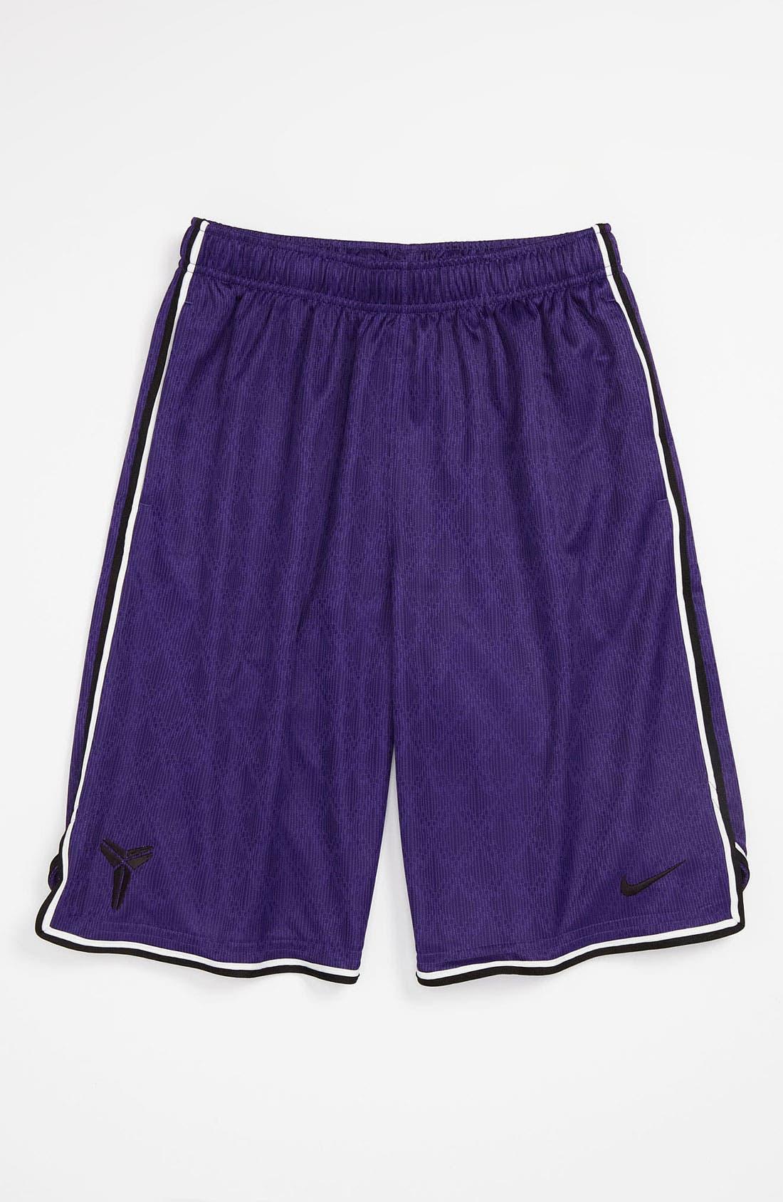 Alternate Image 1 Selected - Nike 'Kobe Essential' Shorts (Big Boys)