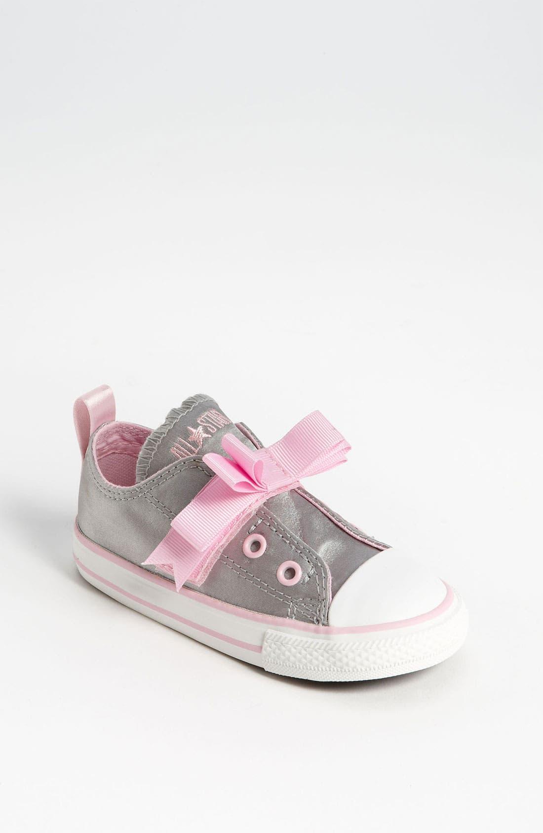 Alternate Image 1 Selected - Converse Sneaker (Baby, Walker & Toddler)
