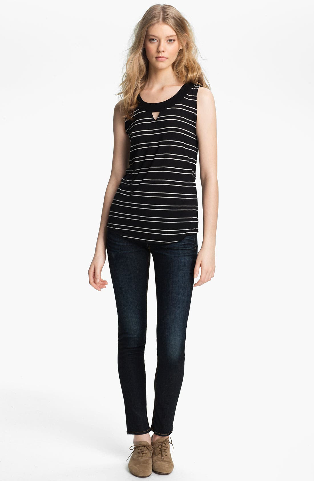 Alternate Image 1 Selected - Kain 'Lila' Stripe Tank