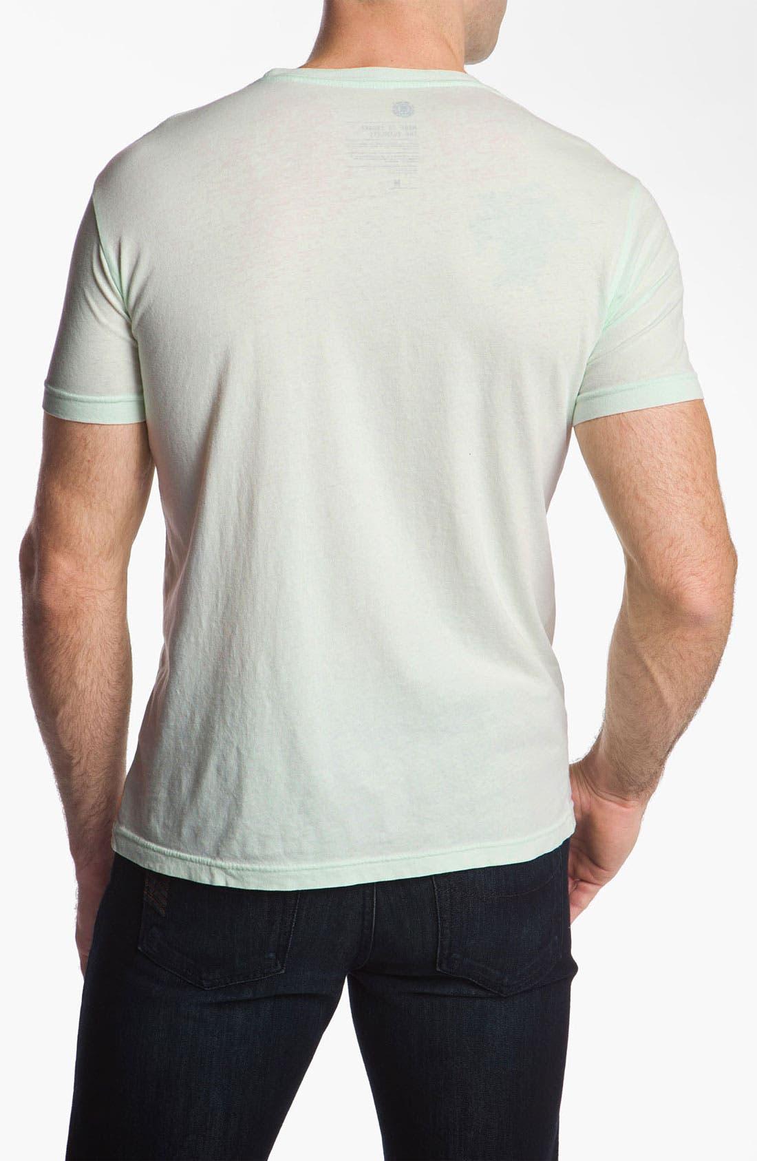 Alternate Image 2  - Element 'City Lights' Graphic T-Shirt