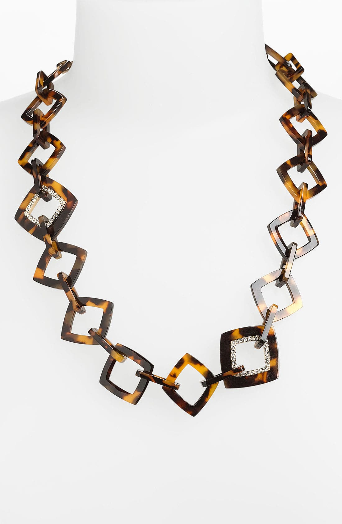 Alternate Image 1 Selected - Tory Burch 'McCoy' Link Necklace