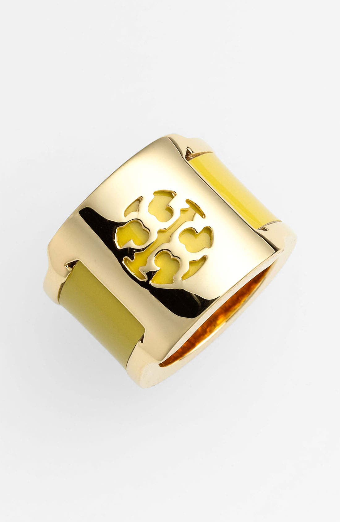 Alternate Image 1 Selected - Tory Burch Logo Ring