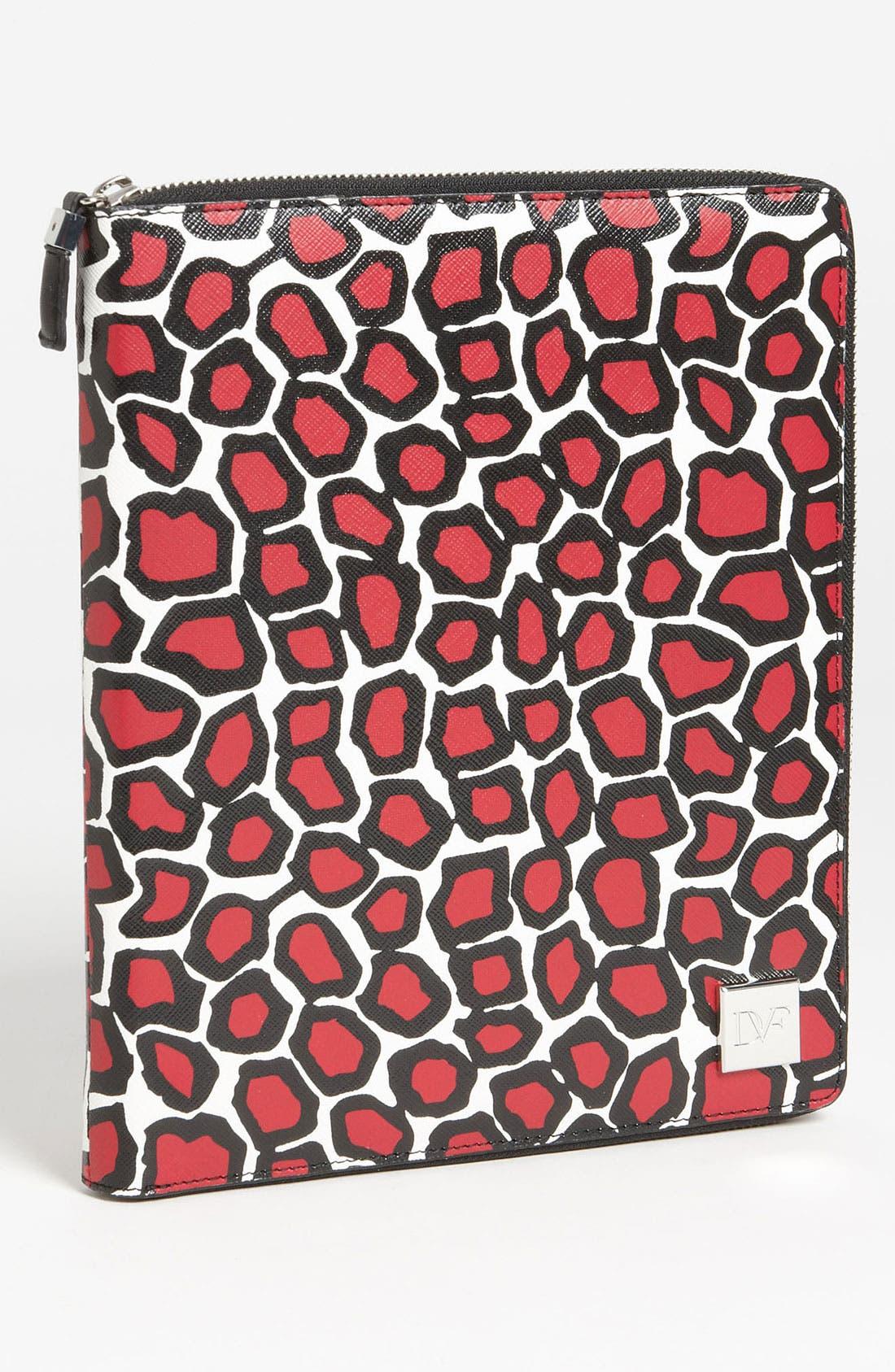 Main Image - Diane von Furstenberg iPad Case