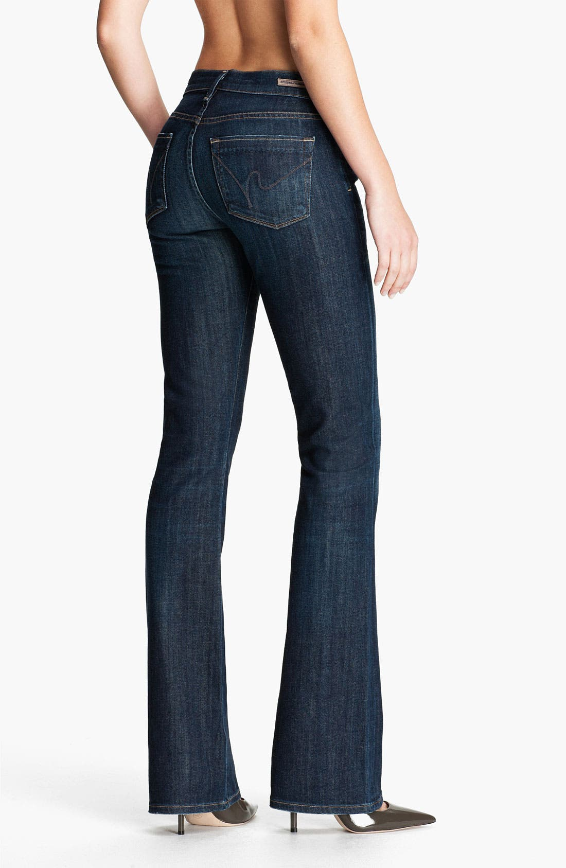 Alternate Image 2  - Citizens of Humanity 'Amber' Bootcut Jeans (Galaxy)