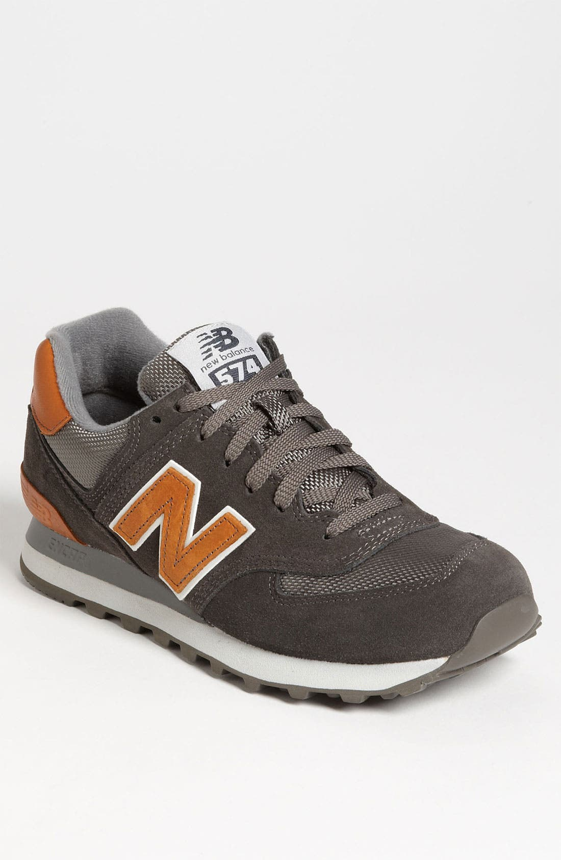Alternate Image 1 Selected - New Balance '574' Sneaker (Men)