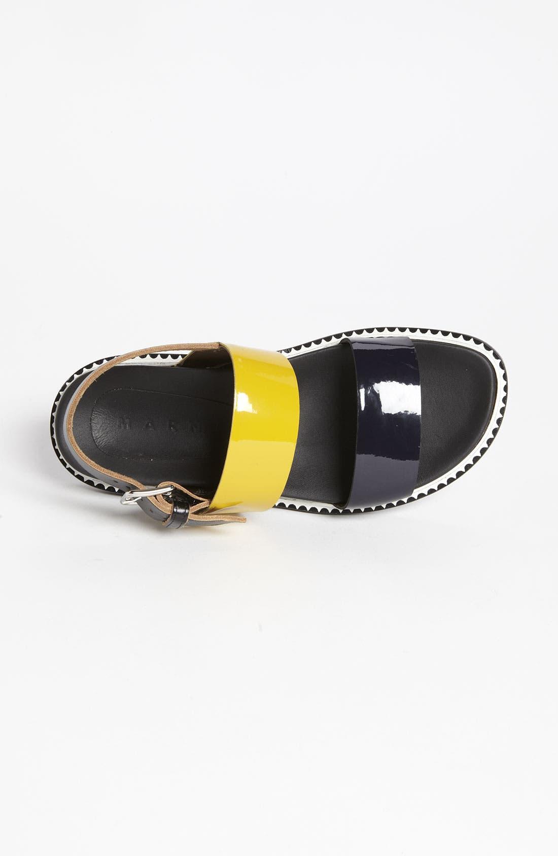 Alternate Image 3  - Marni Two Strap Sandal