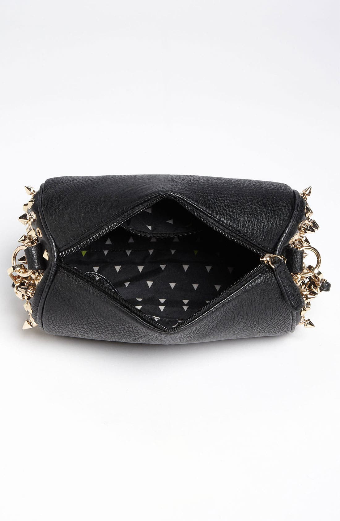 Alternate Image 3  - Street Level Studded Barrel Bag