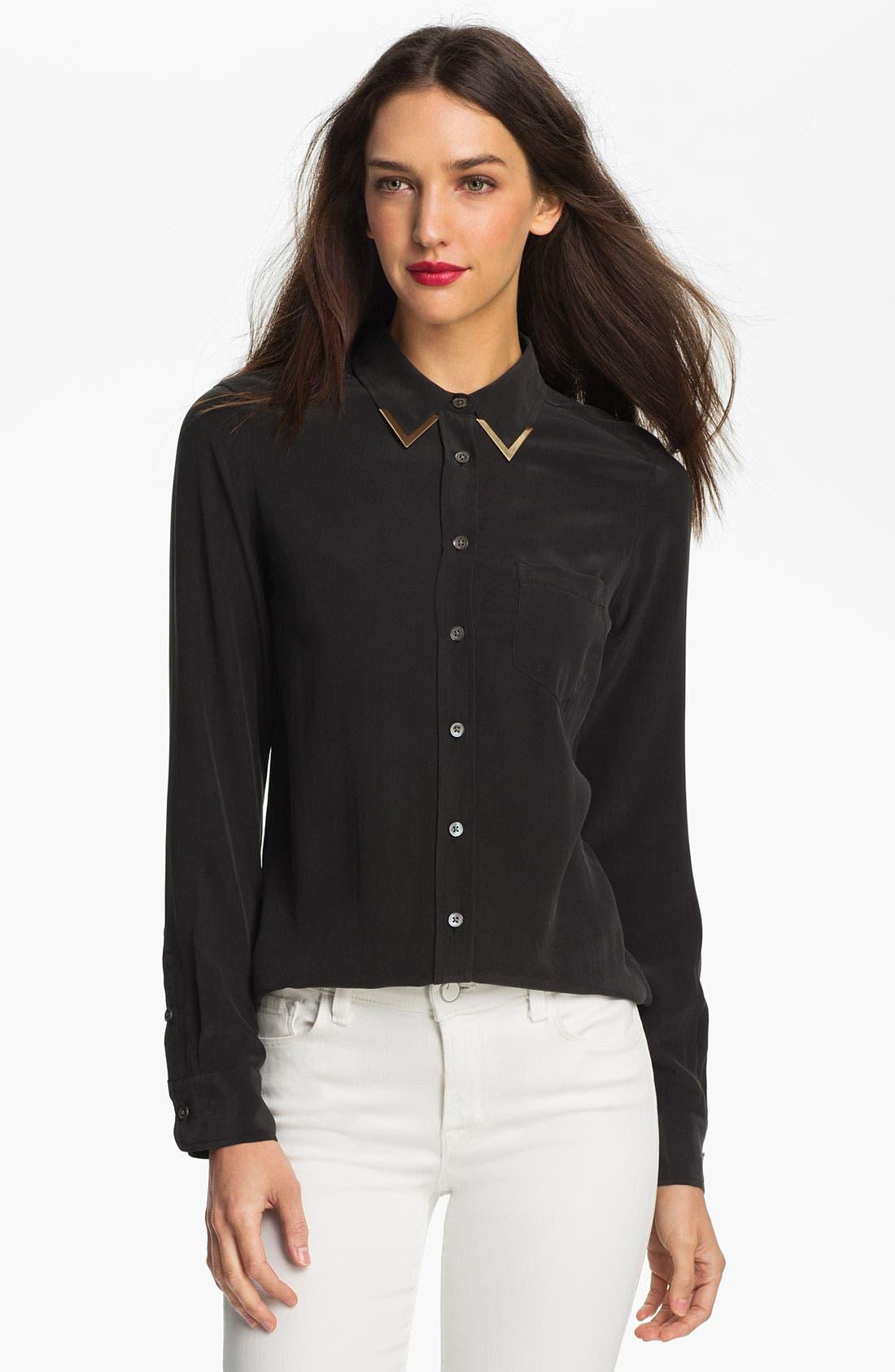 Main Image - Equipment 'Brett' Silk Shirt