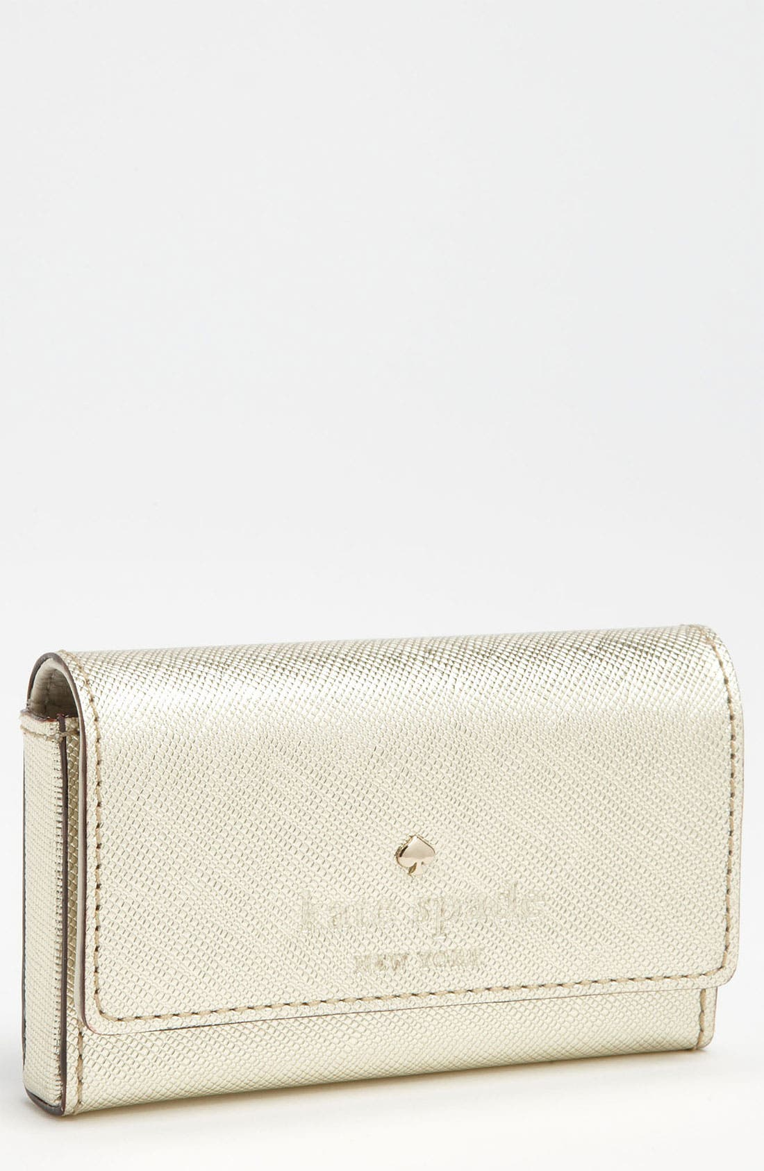 Main Image - kate spade new york 'mikas pond - holly' card case