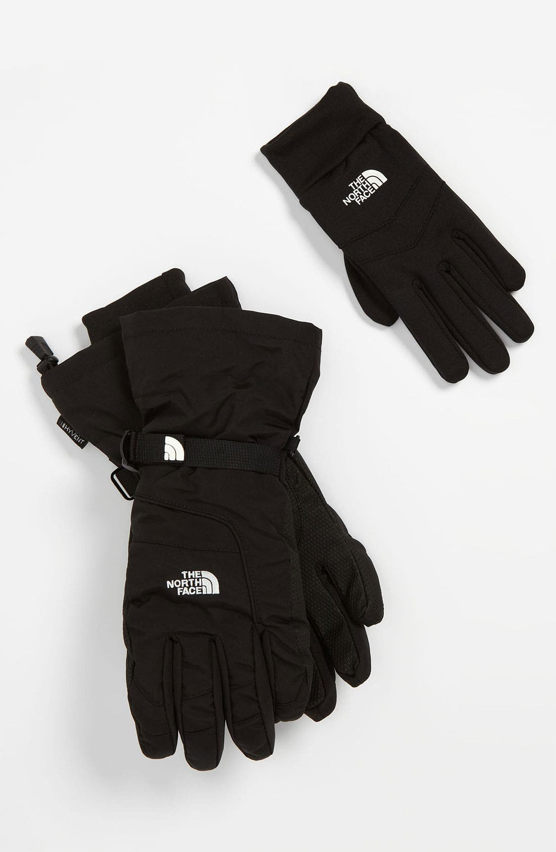 Alternate Image 1 Selected - The North Face 'TriClimate®' Gloves (Men)