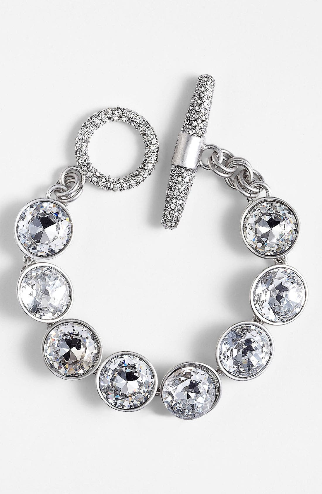 Alternate Image 1 Selected - Juicy Couture 'Glam Rocks' Station Bracelet
