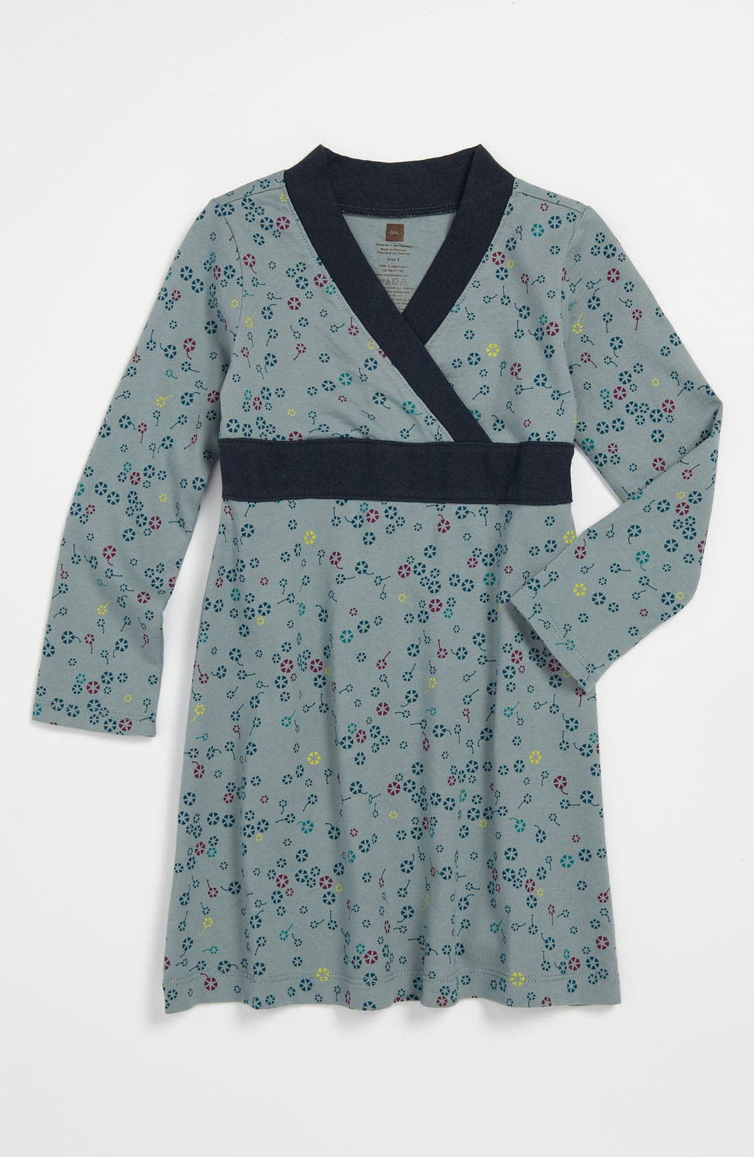 Alternate Image 1 Selected - Tea Collection Wrap Dress (Toddler)