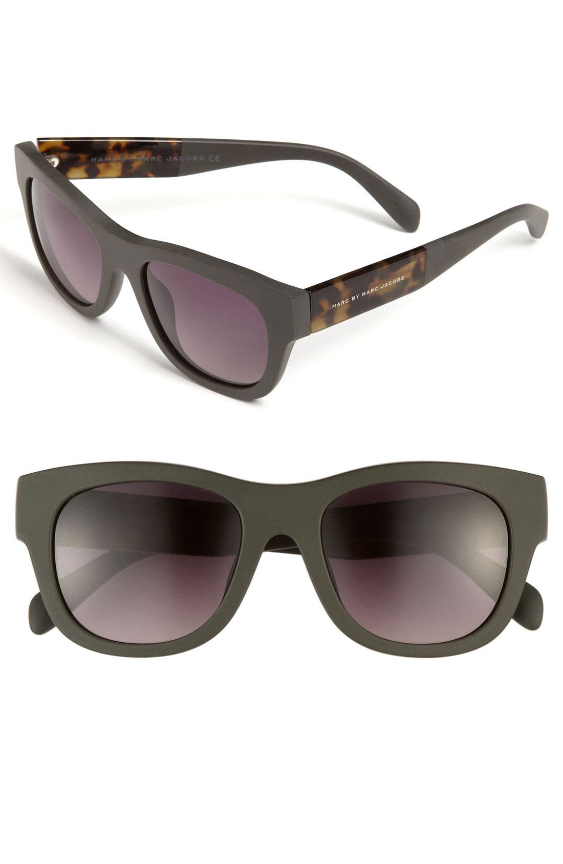 Main Image - MARC BY MARC JACOBS 51mm Retro Sunglasses