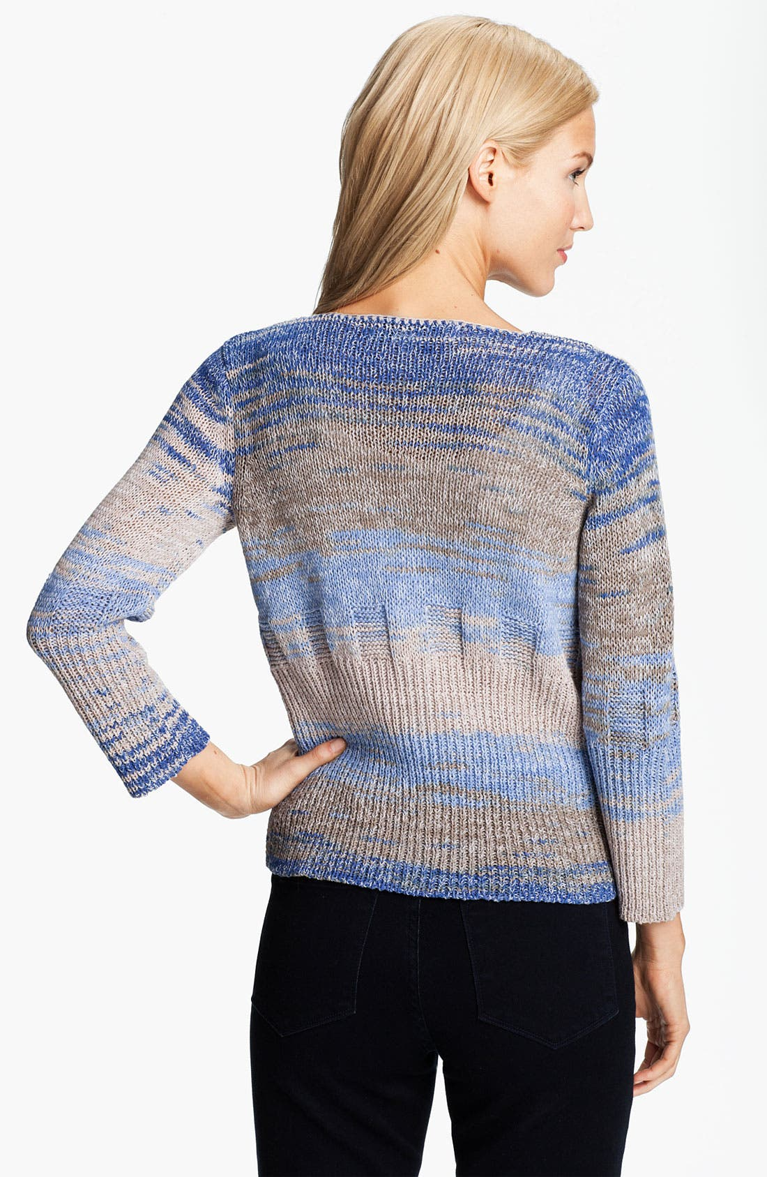 Alternate Image 2  - Curio Space Dye Cardigan
