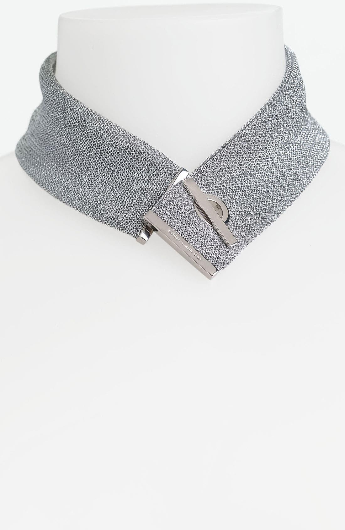 Alternate Image 2  - Adami & Martucci 'Mesh' Collar Necklace (Nordstrom Exclusive)