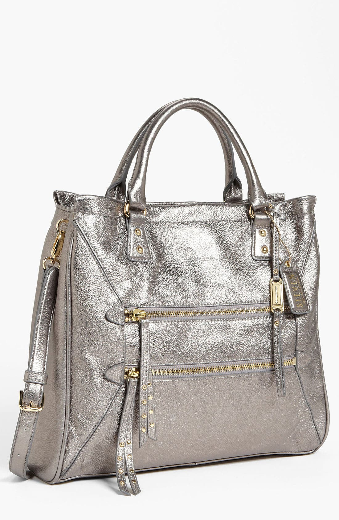Alternate Image 1 Selected - Steven by Steve Madden 'Downtown' Tote