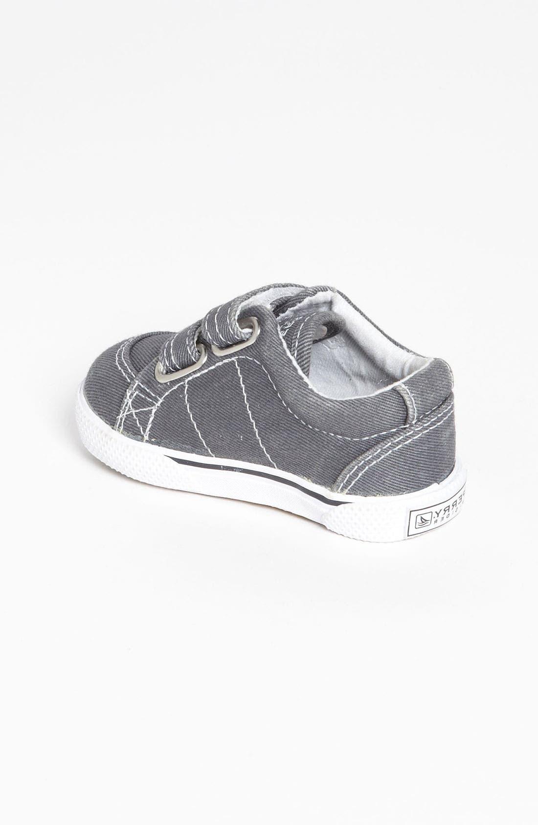 Alternate Image 2  - Sperry Kids 'Halyard' Crib Shoe (Baby)