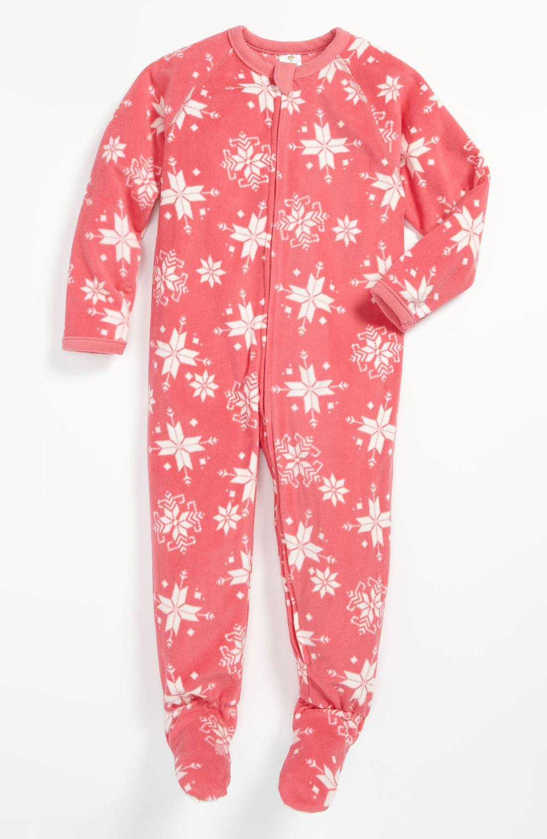 Main Image - Tucker + Tate Blanket Sleeper (Baby Girls)