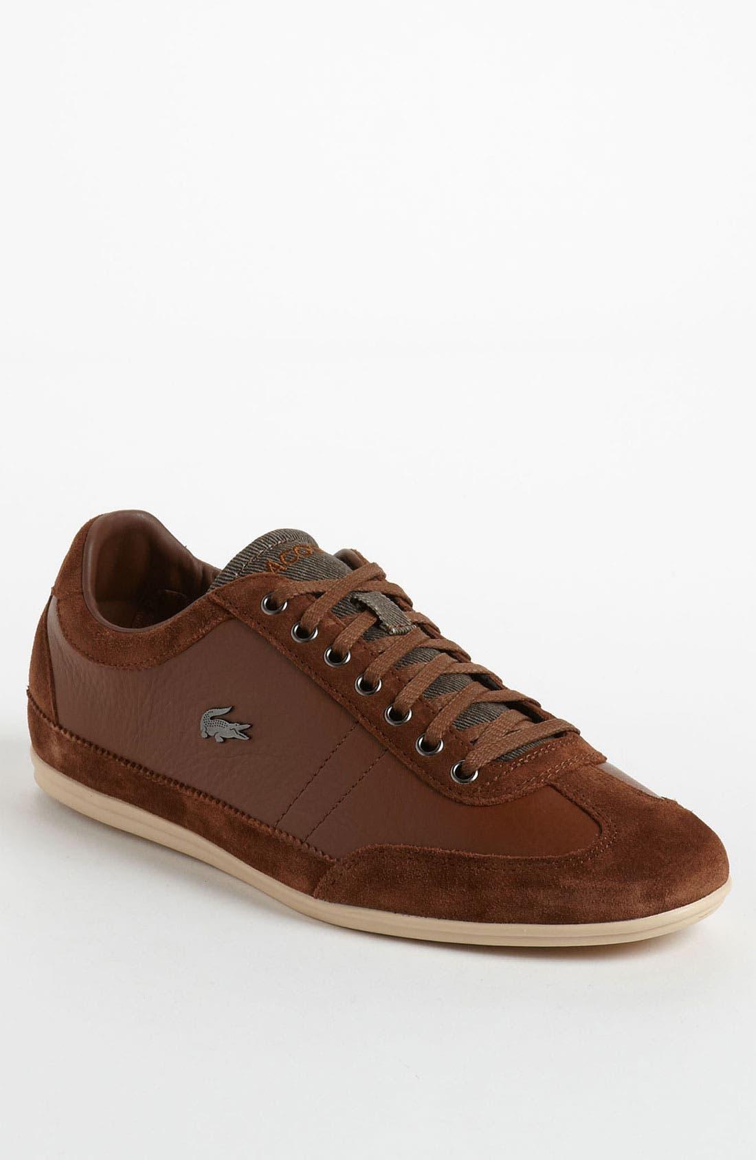 Main Image - Lacoste 'Misano 19' Sneaker (Men)