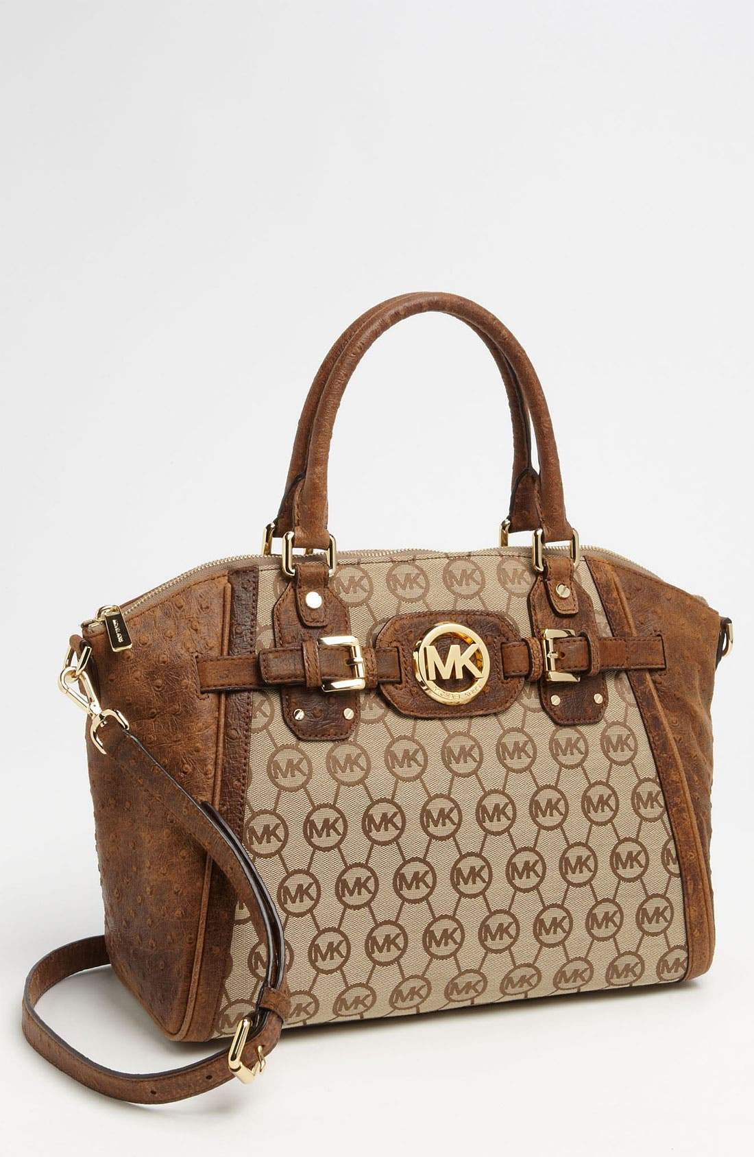 Alternate Image 1 Selected - MICHAEL Michael Kors 'Hudson - Large' Satchel