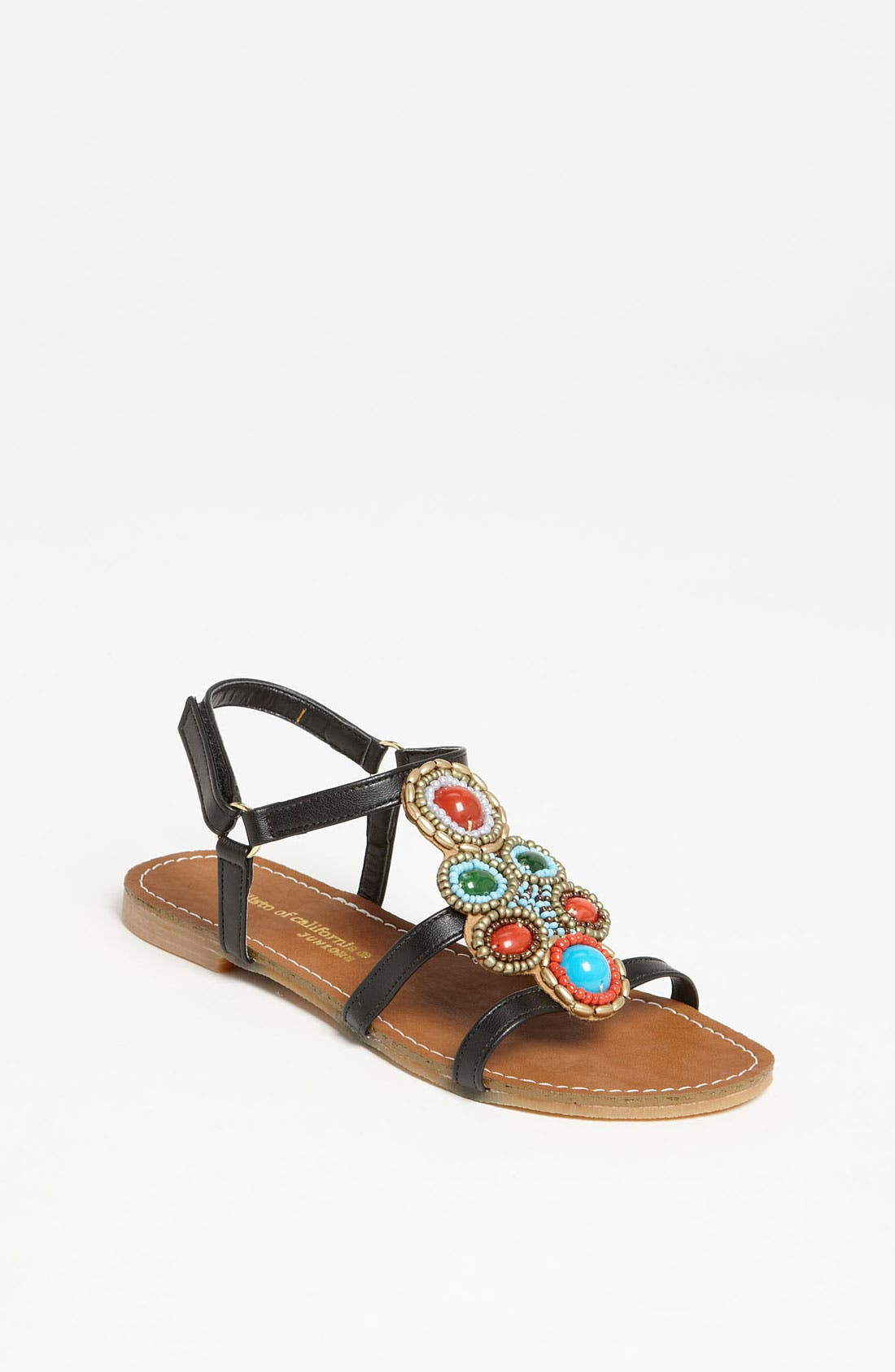 Alternate Image 1 Selected - Callisto 'Zamba' Sandal (Toddler, Little Kid & Big Kid)