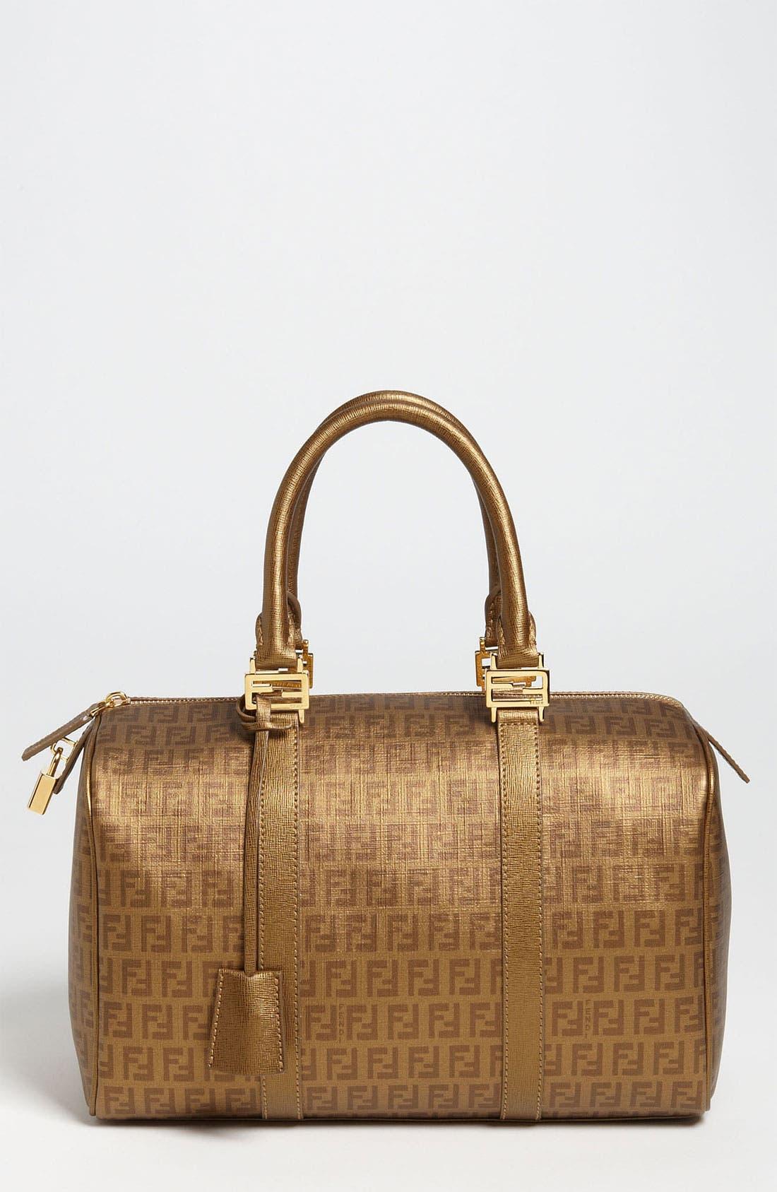 Alternate Image 1 Selected - Fendi 'Forever - Large' Boston Bag