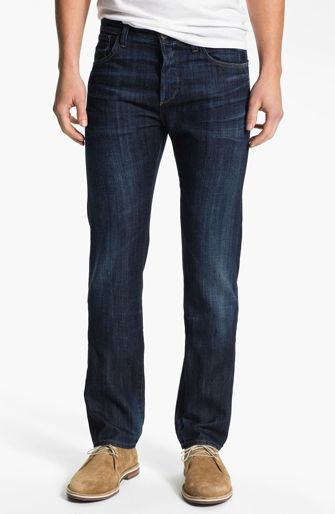 Alternate Image 1 Selected - Citizens of Humanity 'Core' Slim Straight Leg Jeans (Gleen)