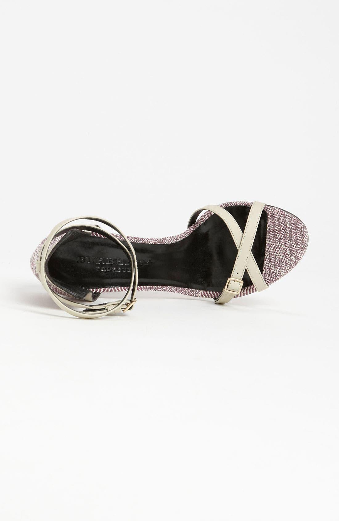 Alternate Image 3  - Burberry 'Norrice' Sandal