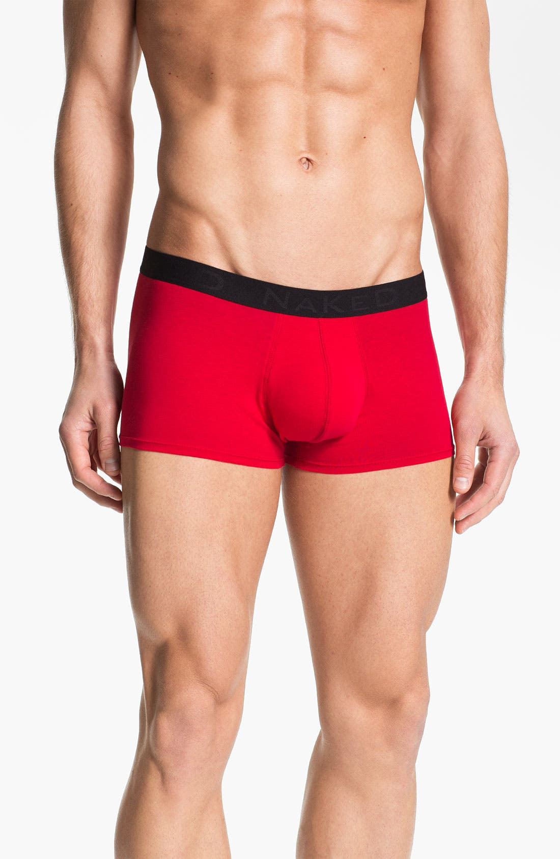 Main Image - Naked Pima Cotton Trunks